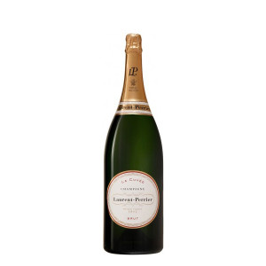 Laurent Perrier - Sampanie La Cuvee brut Jeroboam - 3L, Alc: 12%