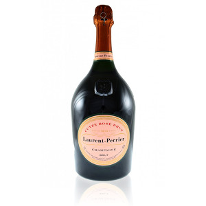 Laurent Perrier - Sampanie Cuvee Rose Magnum - 1.5L, Alc: 12%