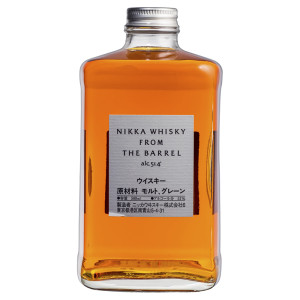 Nikka - Japanese blended whisky from the barrel - 0.5L, Alc: 51.4%