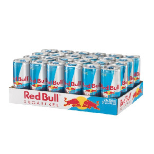Red Bull - Energy drink sugar free 0.25 L x 24 buc