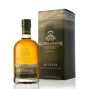 Glenglassaugh - Revival Scotch single malt whisky - 0.7L, Alc: 46%