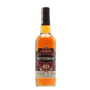 Rittenhouse - American Rye Whiskey - 0.7L, Alc: 50%