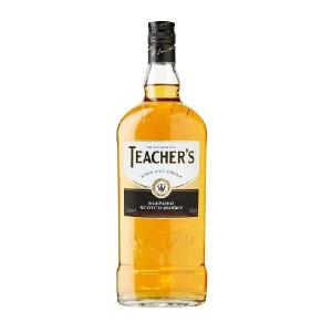 Teacher's - Scotch Blended Whisky - 1L, Alc: 40%