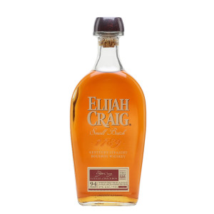 Elijah Craig - Small Batch American Bourbon Whiskey - 0.7L, Alc: 47%