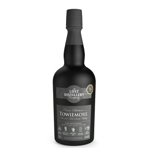 Lost Distillery - Classic Towiemore Scotch blended whisky - 0.7L, Alc: 43%