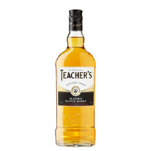 Teacher's - Scotch Blended Whisky - 0.7 L, Alc: 40%