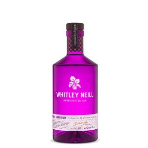 Whitley Neill - Gin Rhubarb & Ginger - 0.7L, Alc: 43%