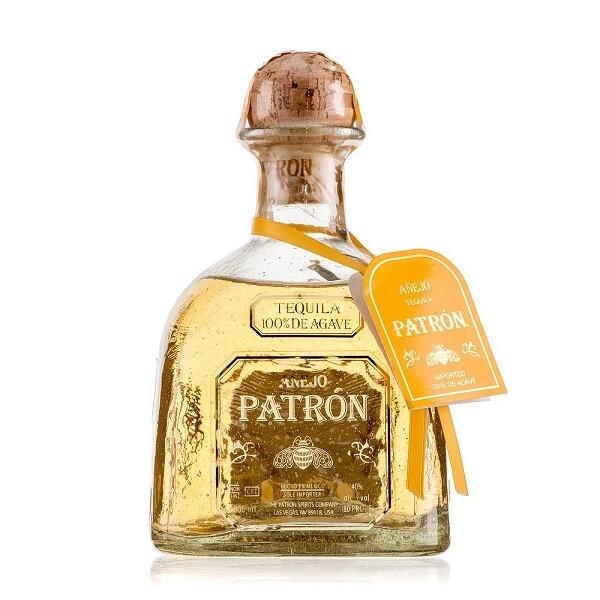Patron - Tequila Anejo - 0.7L, Alc: 40%