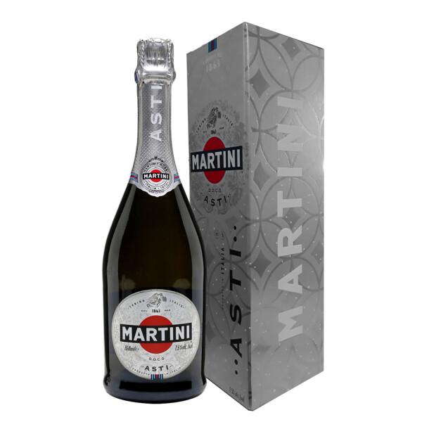 Asti Martini - Spumant Festive box - 0.75L, Alc: 7.5%