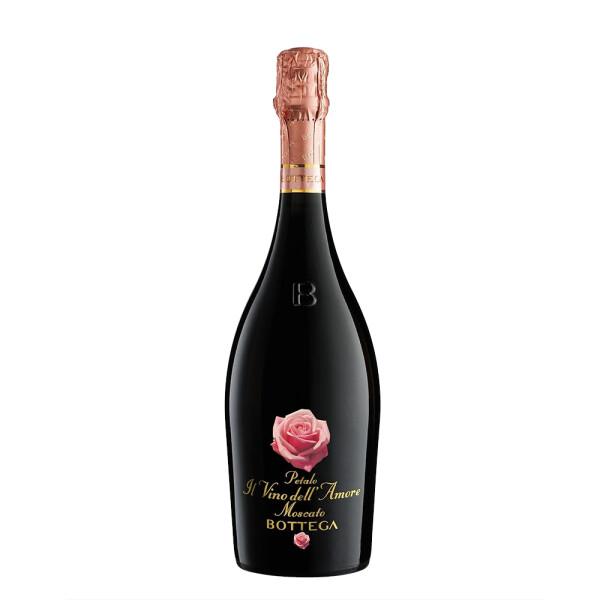 Bottega - Spumant Petalo Amore Moscato - 0.75L, Alc: 6.5%